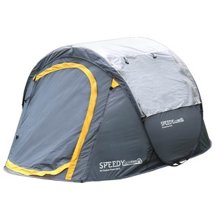 Explore Planet Earth Speedy 2 Person Quickfire Tent