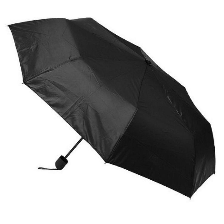 Brellerz Windproof Folding Umbrella Black