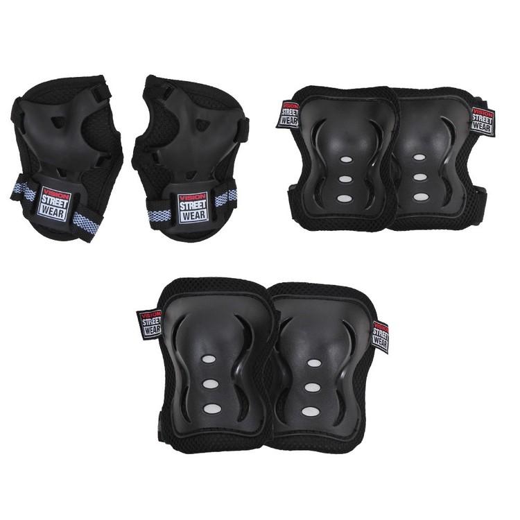 Vision Street Wear Medium Safety Pad Set