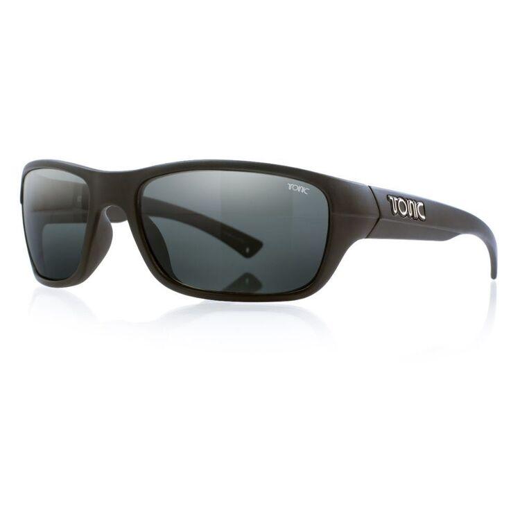 Tonic Rush Sunglasses Matte Black & Photochromic Grey