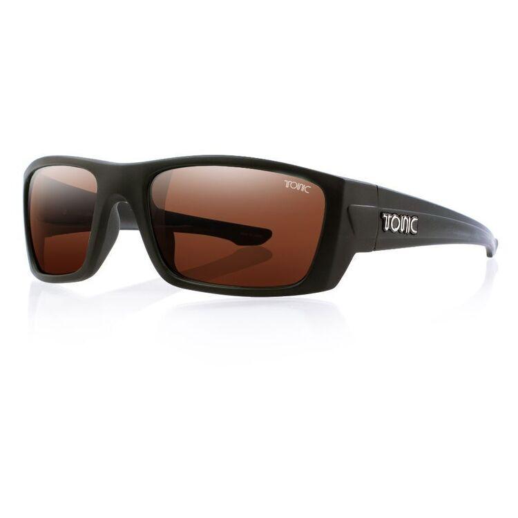 Tonic Youranium Sunglasses Matte Black & Photochromic Copper