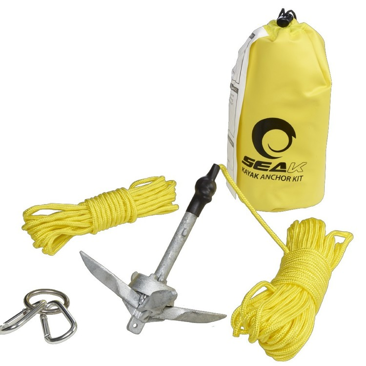 Seak Compact Kayak Anchor Kit