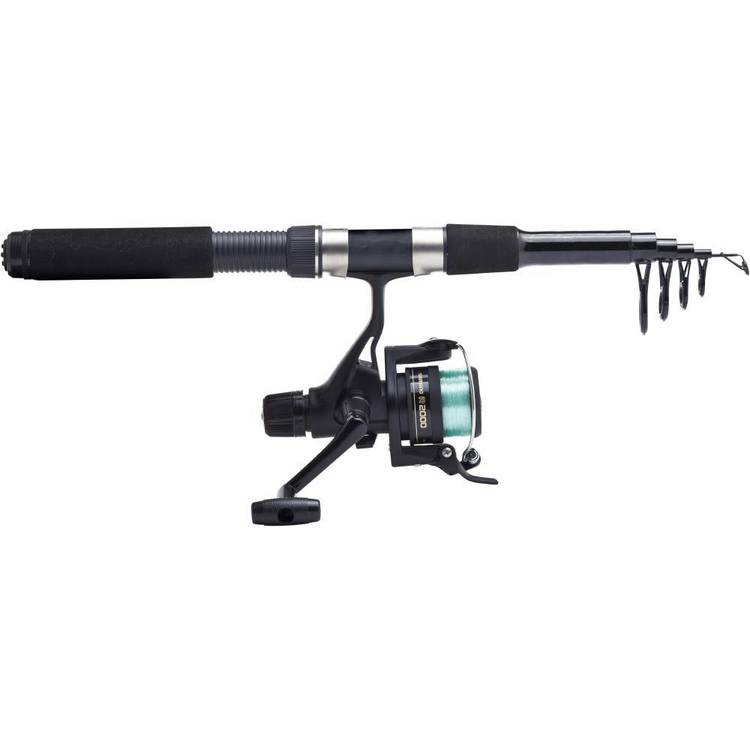Shimano Eclipse 6' 2000 Telescopic Combo 6 ft