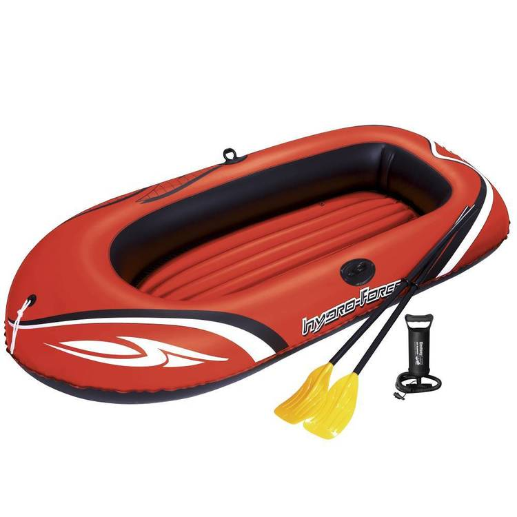 Bestway 95 x 56 Hydro Force Raft Red