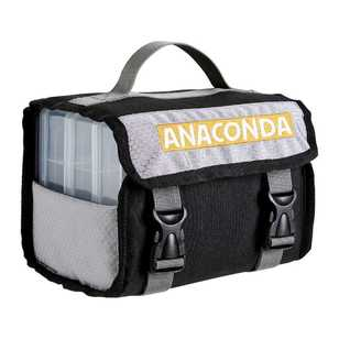 Anaconda Tackle Bag With 3 Tackle Boxes