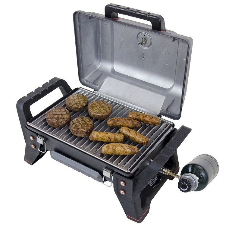 Charbroil X200 Grill2Go Portable Gas Grill Grey & Black