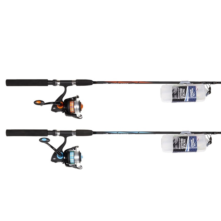 Jarvis Walker Storm Rider 6' Spinning Combo