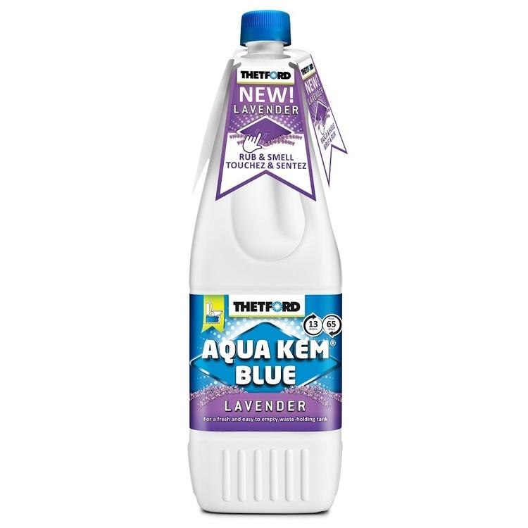 Thetford Thetford Aquakem Blue Lavender 1L