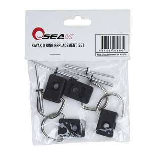 Kayak D Ring Replacement Set