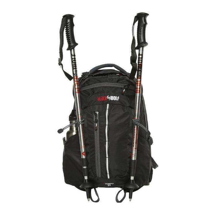 BlackWolf Tempo 30L Daypack Black 30 L