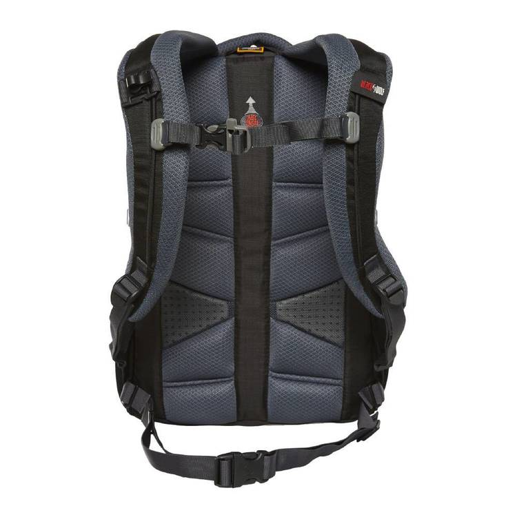 BlackWolf Fury 30L Daypack Black 30 L