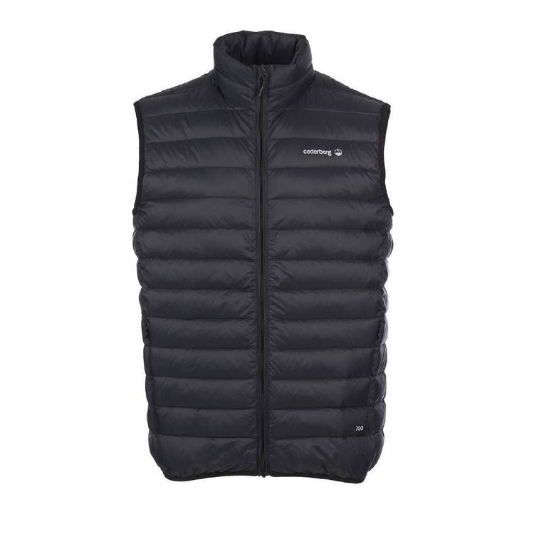 Cederberg Men's Super Goose Down Vest Jacket