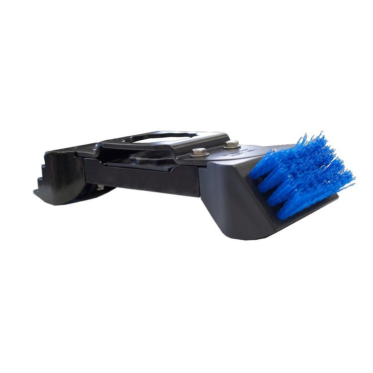 Pro Series Ball Mount Boot Brush Scraper