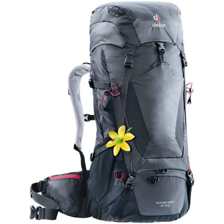 Deuter Op Futura Vario 45 + 10L Slim Line Hike Pack