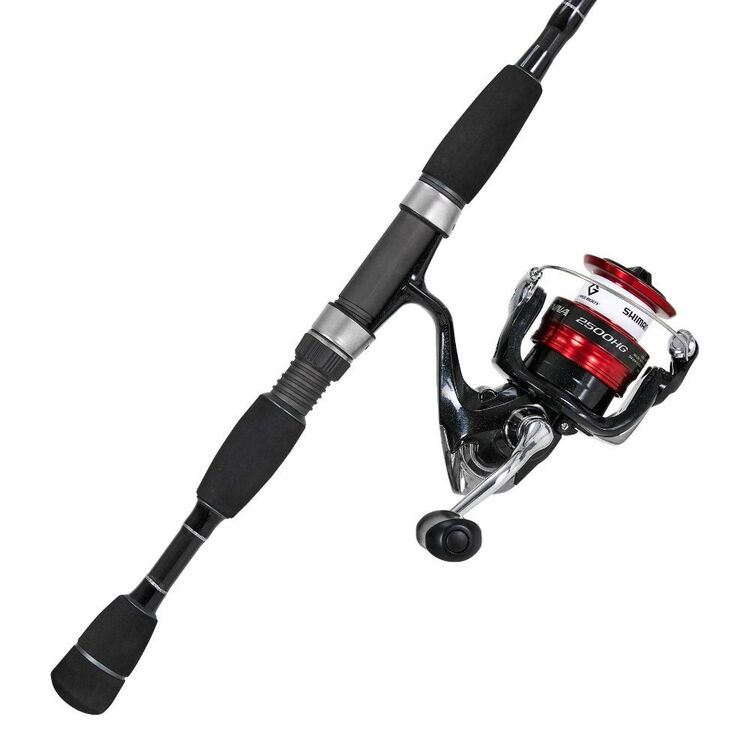 Shimano Sienna Quickfire 7' 4000 Spinning Combo 7 ft