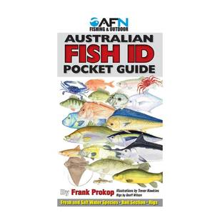 Australian Fishing Network Australian Fish ID Pocket Guide