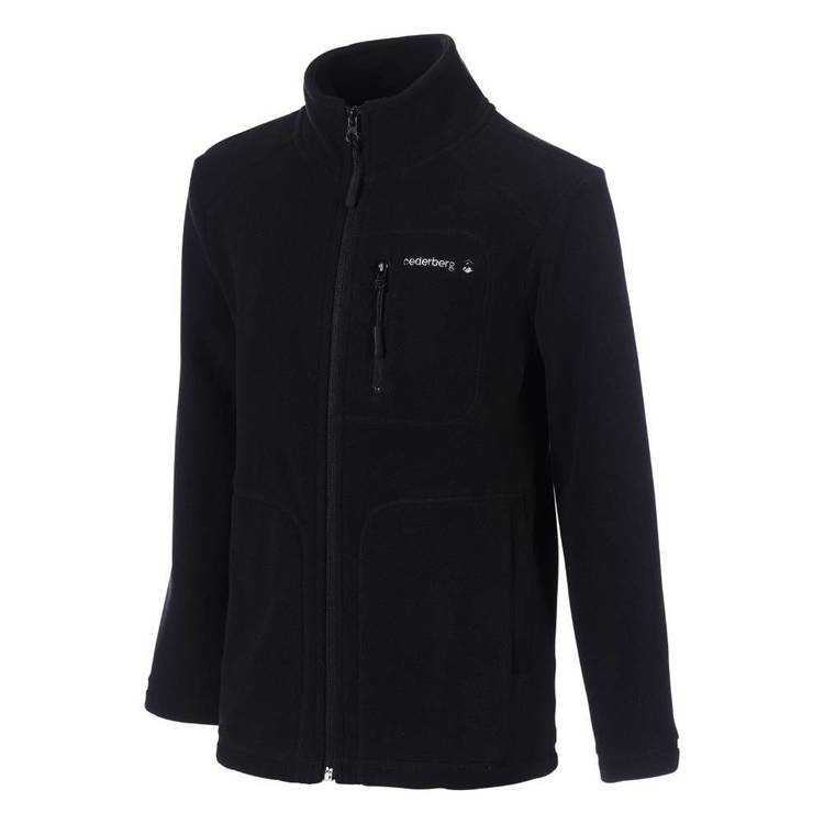 Cederberg Youth Larapinta V2 Full Zip Fleece Top