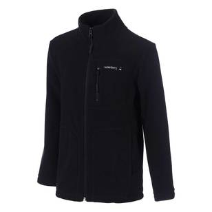 Cederberg Youth Larapinta Full Zip Fleece Top