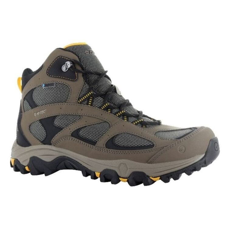 Hi-Tec Men's Lima Sport II WP Mid Hiking Boots