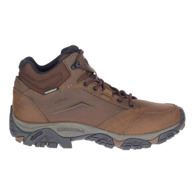 Merrell Men's Moab Advent Waterproof Mid Hiking Boots