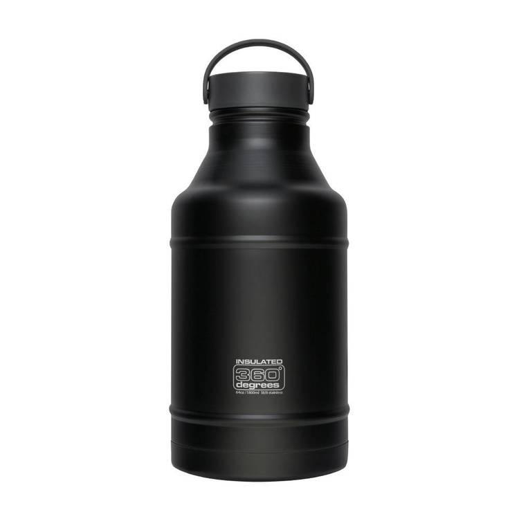 360 Degrees Growler Water Bottle