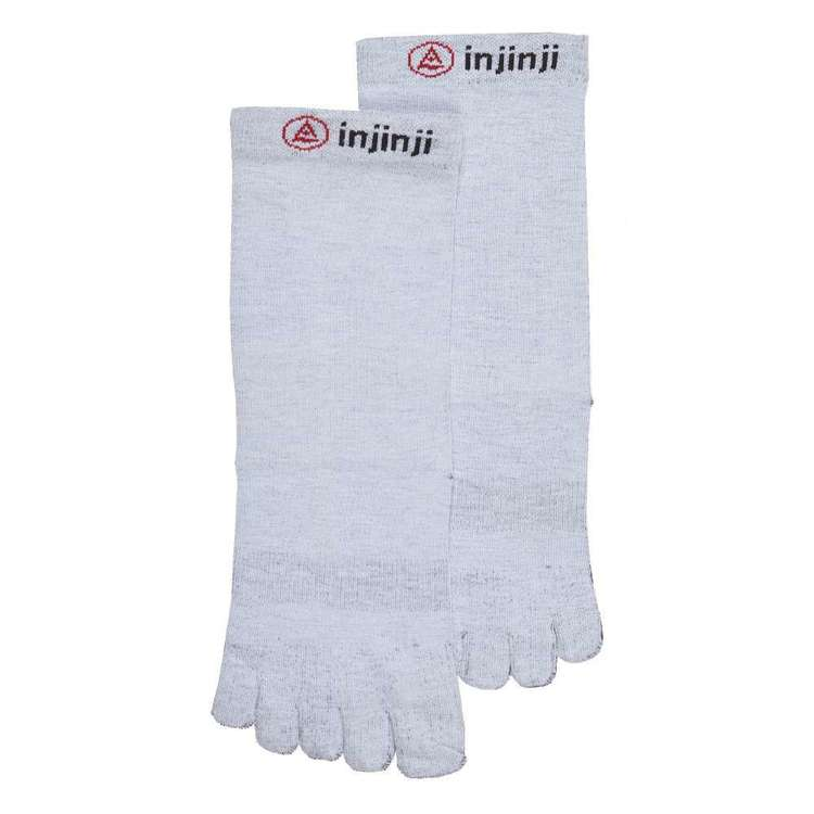 Injinji Coolmax Sock Liners Grey