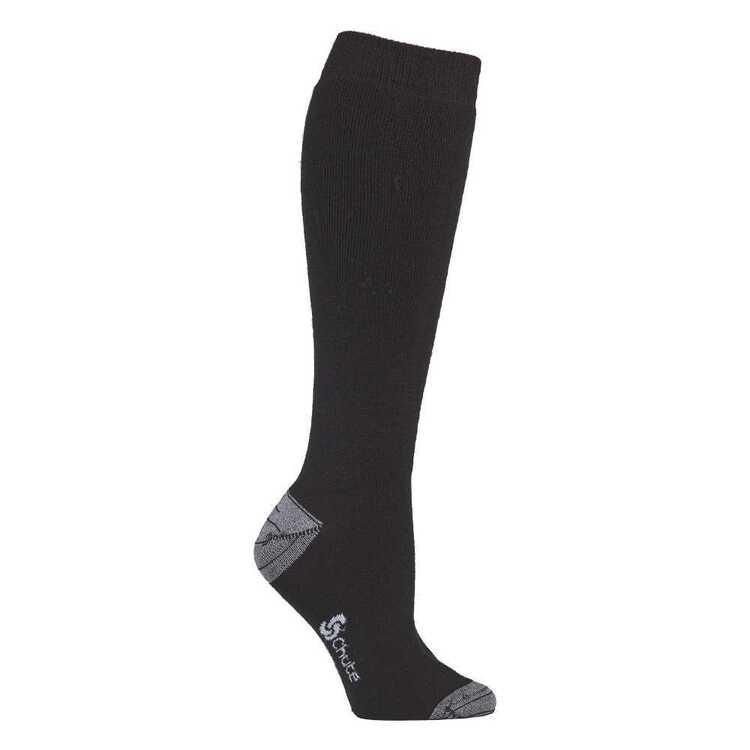 Chute Adults' Blazin Ski Socks