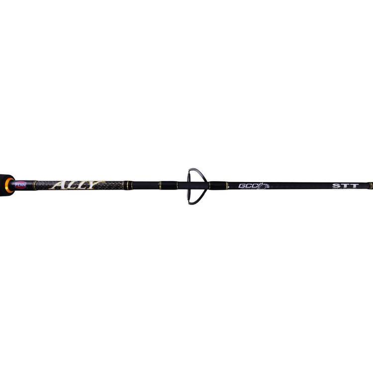 Penn Ally 661MH Spinning Rod Black 6 ft 6 in
