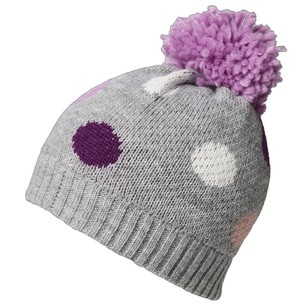 Cape Kid's Spotty Pom Pom Beanie