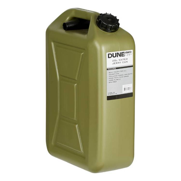 Dune 4WD 20L Water Jerry Can