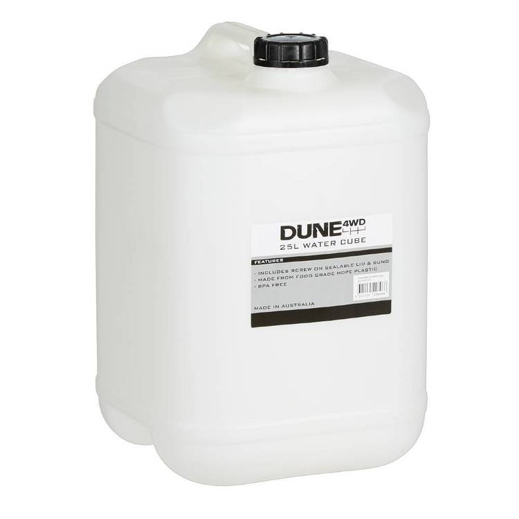 Dune 4WD 25L Water Cube