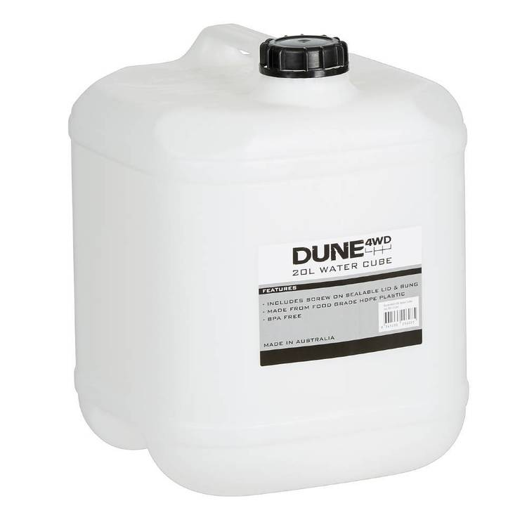 Dune 4WD 20L Water Cube