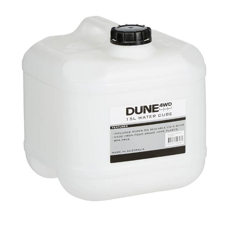 Dune 4WD 15L Water Cube