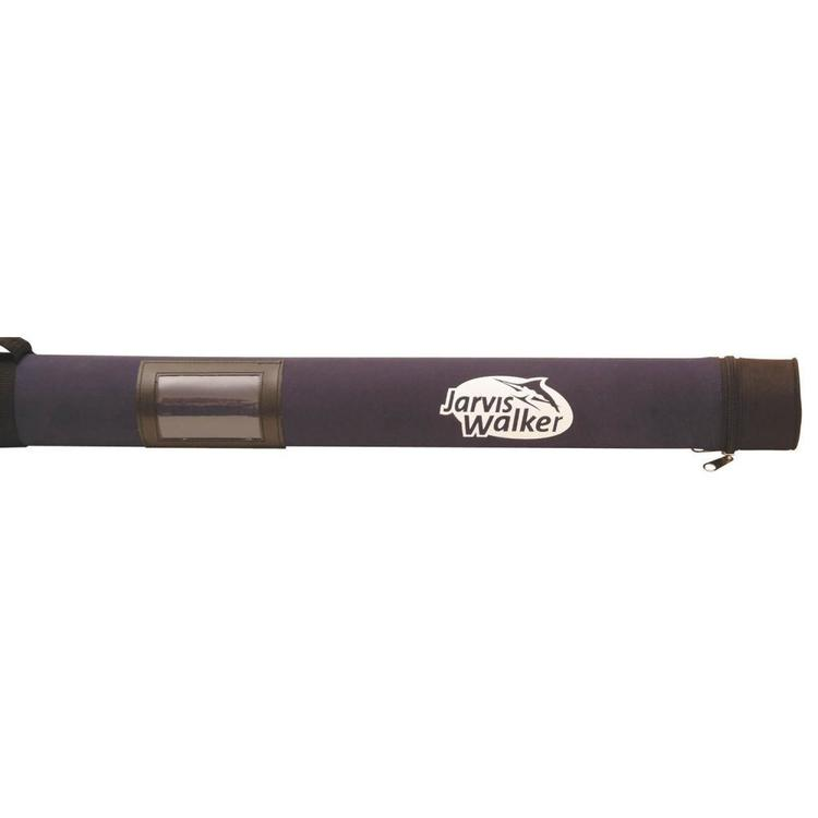 Jarvis Walker Cloth Covered Rod Tube