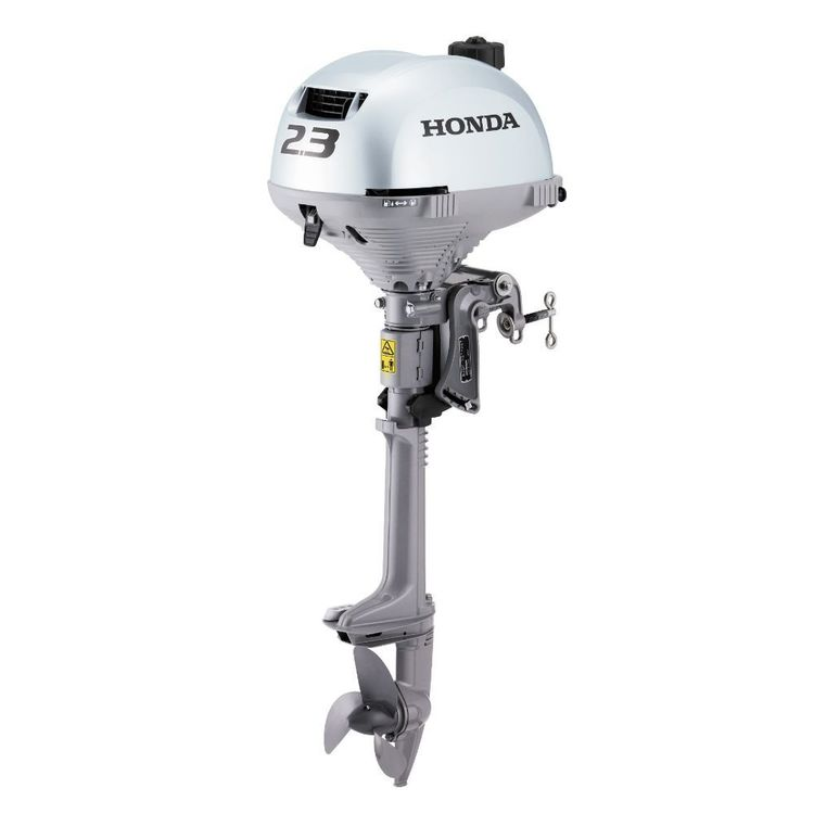 Honda 2.3 HP 4-Stroke Outboard Motor