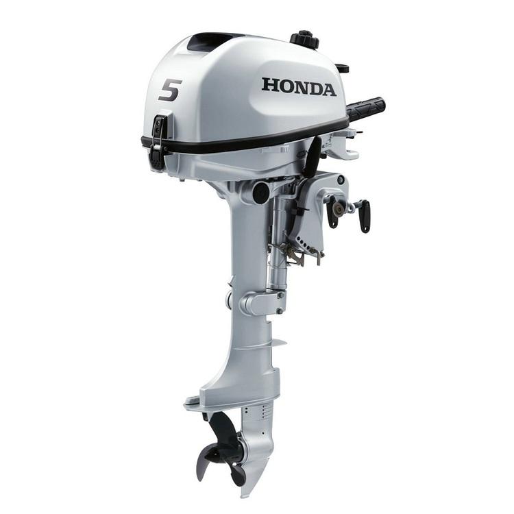 Honda 5.0 HP 4-Stroke Outboard Motor