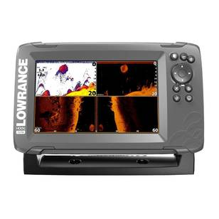 Lowrance Hook2 7X GPS Tripleshot Fish Finder