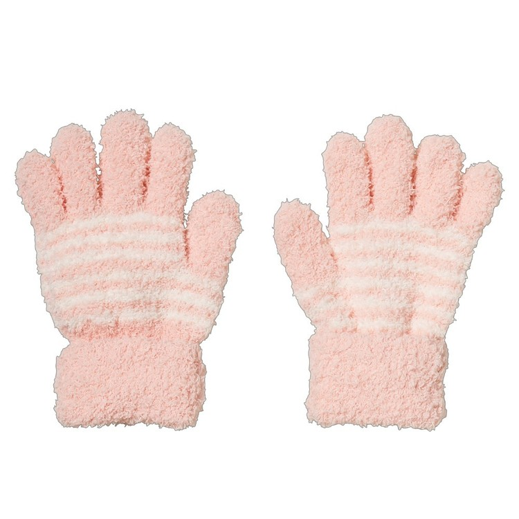 Cape Kids' Coco Textured Stripe Glove