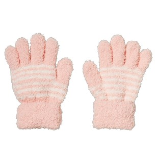 Cape Kids Coco Textured Stripe Glove