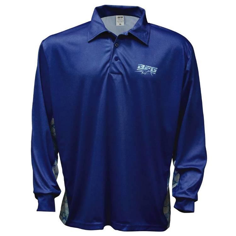 Bigfish Super Breathe Sublimated Polo Shirt