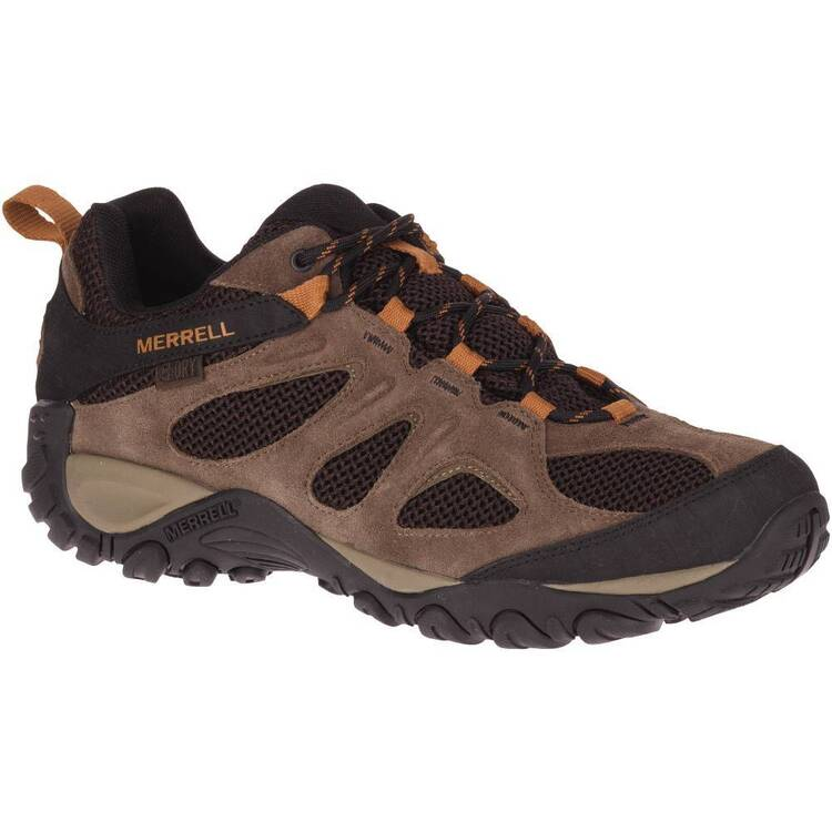 Merrell Men's Yokota 2 Waterproof Low Hiking Shoes
