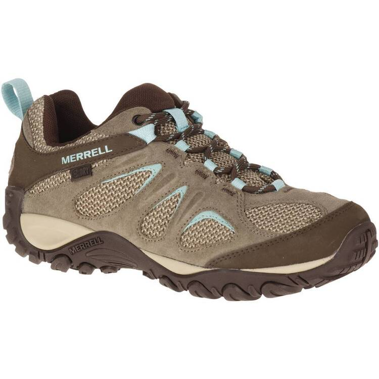 Merrell Women's Yokota 2 Waterproof Low Hiking Shoes