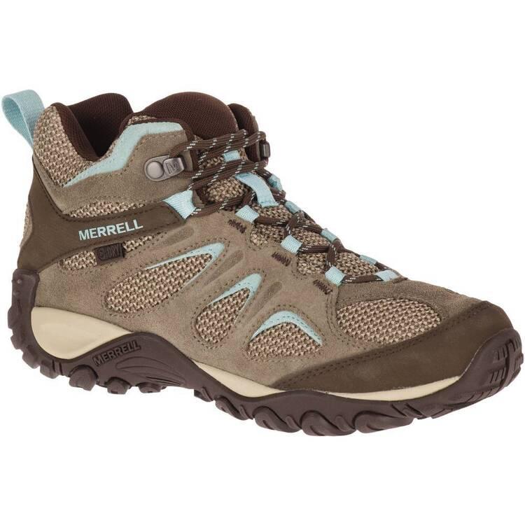 Merrell Women's Yokota 2 Waterproof Mid Hiking Boots