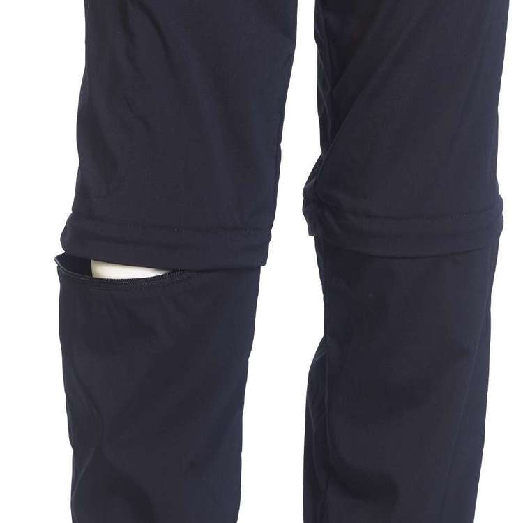 Cederberg Youth Carolina Zip Off Pants Black