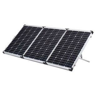 Projecta 120w Folding Solar Panel Controller Kit At Anaconda