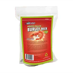 Big John's Power Prawn Burley Mix 1kg