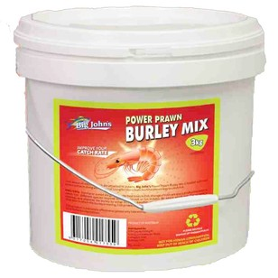 Big John's Power Prawn Burley Mix 3kg