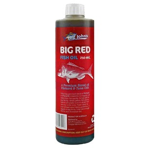Big John's Big Red Fish Oil 250mL