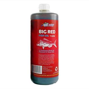 Big John's Big Red Fish Oil 1L