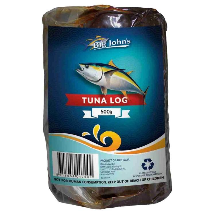 Big John's Tuna Log 500g
